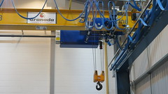 Overhead Gantry Crane from Granada Cranes and Handling