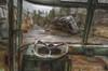 The wheels on the bus (Kriegaffe 9) Tags: bus coach rust pov rusty ukraine d600 pripyat 1424 wheelsteeringwheel
