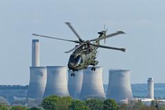 AgustaWestland Merlin HC3 - 1 (NickJ 1972) Tags: show aviation air country airshow merlin p westland abingdon agusta 2014 eh101 airday ehi hc3 zj131
