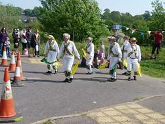 Morris Dancing by Lagabag
