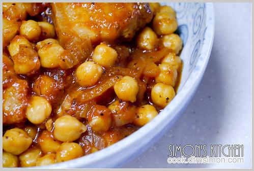 茄汁鷹嘴豆燒豬肉13
