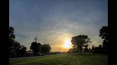 Sunset, Timelapse, White County, Tennessee 2 (Chuck Sutherland) Tags: sunset timelapse realestate tn tennessee doyle hdr magiclantern photomatix whitecounty virtualdub exposurefusion