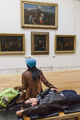 Louvre Museum (boingyman.) Tags: paris france art museum louvre boingyman