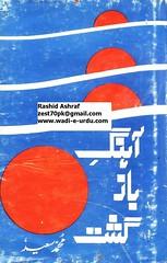 Aahang E bazgasht-Maulvi M Saeed-An Autobiography-1979-     -1979 (Rashid Ashraf) Tags: m e   aahang bazgashtmaulvi saeedan autobiography1979   1979