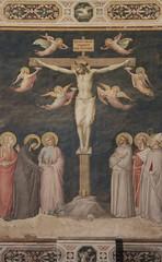 Basilica of Santa Croce, Florence (Kotomi_) Tags: italy holiday church florence basilica firenze fresco holycross