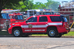 East Franklin Fire Department Chief 27 (Triborough) Tags: chevrolet newjersey gm chief nj tahoe firetruck fireengine southplainfield middlesexcounty chiefscar effd eastfranklinfiredepartment chief27