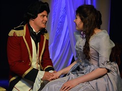"""The Rivals"" (SaTay Images) Tags: light england dark costume comedy colours play westsussex theatre stage performance acting drama horsham period 1700s thecapitol therivals nikond5200"
