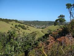 067 - Vu de Matapouri depuis le Lookout