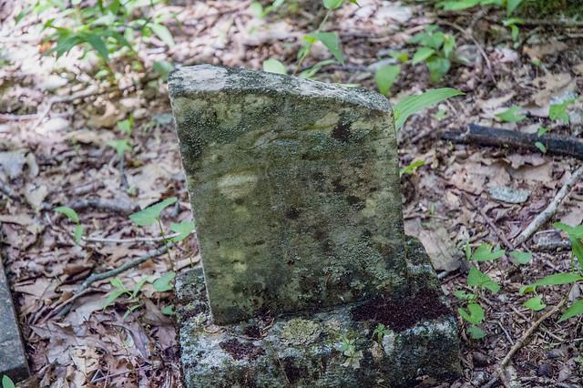 Hoosier National Forest - Lick Creek African American Settlement - June 17, 2014