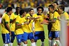 Brazil beats Chile and Qualify for the quarter finals of world cup (darkred_deepblue) Tags: brazil juliocesar neymar alexissanchez worldcup2014 davidluiz chilevsbrazil 2014worldcup brazilvschile brazilinquarterfinals