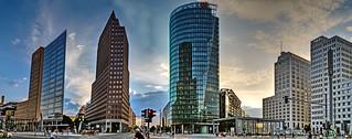 Potsdamer Platz Panorama tonmapped