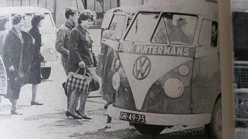 """GR-49-75 Volkswagen Transporter kombi 1964 """"Henri Wintermans"""" • <a style=""""font-size:0.8em;"""" href=""""http://www.flickr.com/photos/33170035@N02/25296437689/"""" target=""""_blank"""">View on Flickr</a>"""
