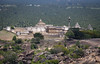 Temple on Chandragiri hill (mageshb) Tags: virajpet shravanabelagola