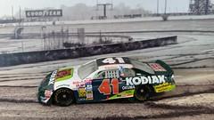 1995 Ricky Craven 95 Chevy Monte Carlo (G-Man's NASCAR Minatures) Tags: gcast custom slix rookie