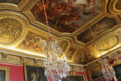 Incredible Cellings at Versaillesi (big_jeff_leo) Tags: paris louis versailles palace architecture gold heritage building statelyhome historic art ceiling fresco imperial unesco hallofmirrors french royal