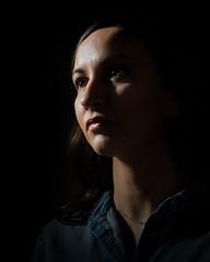Margo (44/52) (TNrick) Tags: portrait whitelightning reflector lowkey ftmyers florida