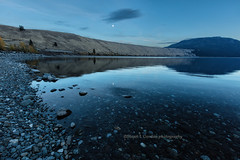 Moonrise Over Lake Wallowa (chasingthelight10) Tags: events photography travel places oregon easternoregon wallowawhitmannationalforest wallowalake wallowamountains joseph otherkeywords storm rainstorm clouds sunset moonrise