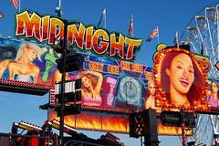 DSC02254 (A Parton Photography) Tags: fairground rides spinning longexposure miltonkeynes fireworks bonfire november cold