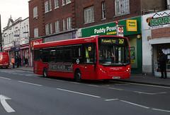 Rare Working: Route 267, London United, DE71, SK07DXW (Jack Marian) Tags: route267 londonunited de71 sk07dxw alexander alexanderdennis dennis alexanderdennisenviro200dart e200 enviro200 fulwellbusgarage hammersmith hammersmithbusstation fulwell brentford brentfordhighstreet rareworking buses bus