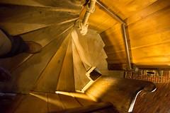 Stairway (EXPLORED) (paul indigo) Tags: belfry brugge halletoren paulindigo architecture feet stairs wood