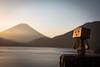 Lake Motosu / Canon EOS60D:SIGMA 17-50mm F2.8 EX DC OS HSM (telenity) Tags: japan landscape fuji sunrise danboard amazon mini sigma eos60d 日本 本栖湖 富士 山 ダンボー アマゾン ミニ