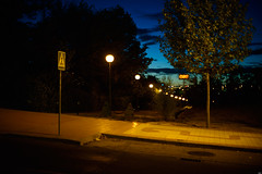 Night scenes #1 (Testigo Indirecto) Tags: night nightshot bluehour empty emptyspace streets urban lights nocturna espaciovacio