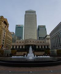 Canary Wharf 19th November 2016 (3 of 13) (johnlinford) Tags: canarywharf docklands e14 london londondocklands onecanadasquare skyscraper