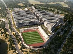 Lebanese University North Campus / Lebanon (Imagenatives) Tags: imagenatives architectural visualisation archviz