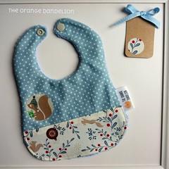 Christmas Baby Bib (_Giorgia) Tags: cristmasbabybibs christmasgift christmas baby bibs handmade etsy