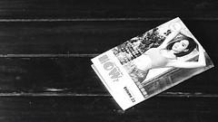 Volume 22 (35mm) (jcbkk1956) Tags: blackandwhite mono ilford yashinon ministerd yashica analog 35mm film thailand bangkok thonglo street cover girl japanese magazine rangefinder