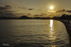 SATI-082012_240R_FLK (Valentin Andres) Tags: bay cantabria espaa playa santoa spain bahia puesta sol sunset