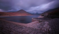 44/52 Silent valley (Leo Bissett) Tags: silentvalley mournes mourne mountain water reservoir ulster autumn clouds