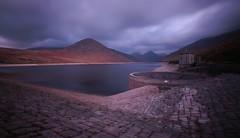 44/52 Silent valley (Leo Bissett) Tags: silentvalley mournes mourne mountain water reservoir ulster autumn clouds
