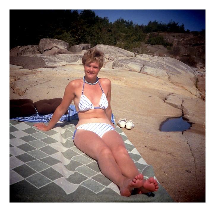 Wife sunbathing pics — pic 7