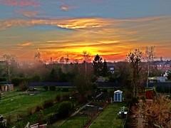 2016-12-05 sunset (25)city (april-mo) Tags: sky sunset clouds nuages ciel soleil coucherdesoleil city