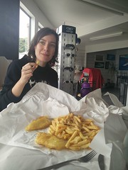 Le fameux Fish and Chips