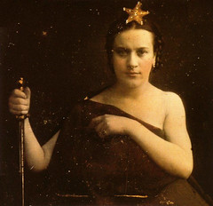 Star (~ Lone Wadi Archives ~) Tags: ambrotype portrait mysterious unknown peculiar strange unusual 1850s 19thcentury victorian
