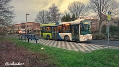 Arriva 6032 (Irisbus-Heuliez) ex.Dordrecht/Gorinchem,Slotenlaan-Lelystad-Waterwijk