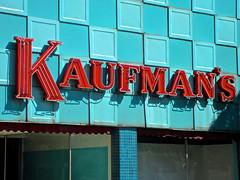 Kaufman's, Wheeling, WV (Robby Virus) Tags: wheeling westvirginia