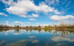 lake Zajarki (77) (Vlado Fereni) Tags: autumn lakes autumncolours lakezajarki zaprei zajarki hrvatska croatia nikond600 nikkor173528 cloudy clouds sky