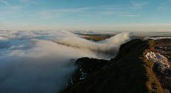 On Pen y Fan (Mumbles Head) Tags: wales mountains breconbeacons penyfan snow winter cloudinversion