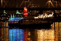 BC0A1736 (Christmas Ships Parade) Tags: boat christmas christmaslights christmasships2013 columbia columbiariver knotblue oregon portlandoregon riverplace ships willametteriver