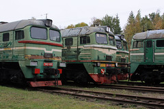 2M62-1005 Rezekne, 06/10/16 (Richard.A.Jones Railways) Tags: 2m62