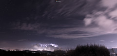 Lightning in autumn (#Luka#) Tags: light lightning autumn sky skyscape cloud clodus cloudscape trees nature storm stars nikon d750 samyang 14mm calabria southern south italy long exposure