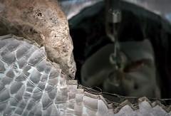 Shatered (Bmartel2k) Tags: macromondays mysterious shards rock broken shatered