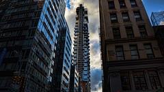 Jenga Tower - New York City