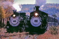 BEK_photo_990928_CTS_011 (blair.kooistra) Tags: antonito chama colorado cumbres cumbrestoltec mountainpasses narrowgauge newmexico riogrande rockymountains steamlocomotives touristrailroads