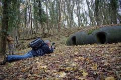Droit dans les yeux (targa54) Tags: feste ww1 fort allemand tourelle gruson
