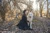 La Dama Oscura (Nuriartica) Tags: dama exterior exteriores fantasia fantasy gotico hernan husky ibero merce mercedes oscura oscuro perro personal portrait retrato