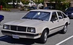 Pontiac Phoenix (D70) Tags: the pontiac phoenix compact car 1977 1984 based popular chevrolet models gm x platform designation nikon d750 28300mm f3556 ƒ71 692mm 1800 100 guildford britishcolumbia canada inexplore
